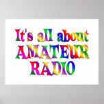 Todo sobre radio aficionada posters