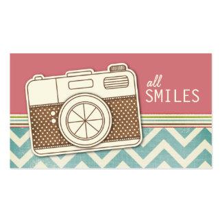 Todo sonríe las tarjetas de visita