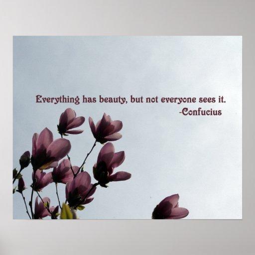 Todo tenía belleza, no cada una la ve posters