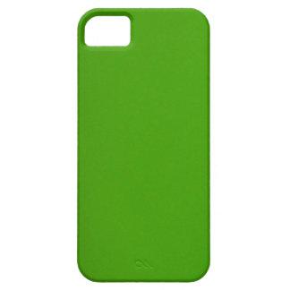 Todo verde iPhone 5 Case-Mate coberturas