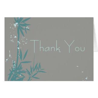 Todo zen le agradece cardar tarjeta de felicitación
