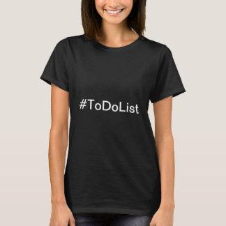 #ToDoList
