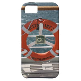 Todos a bordo iPhone 5 Case-Mate fundas