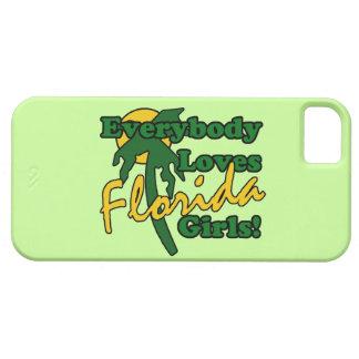 Todos ama a los chicas de la Florida iPhone 5 Fundas