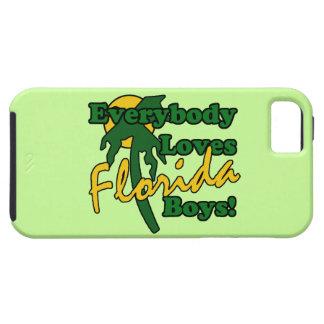 Todos ama a los muchachos de la Florida iPhone 5 Carcasa