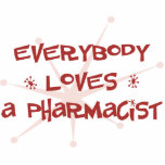 Todos ama a un farmacéutico escultura fotografica