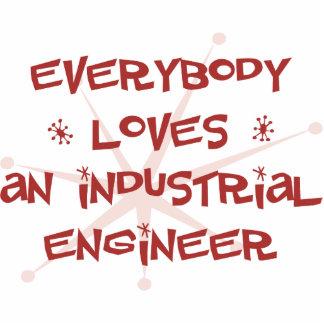 Todos ama a un ingeniero industrial escultura fotografica