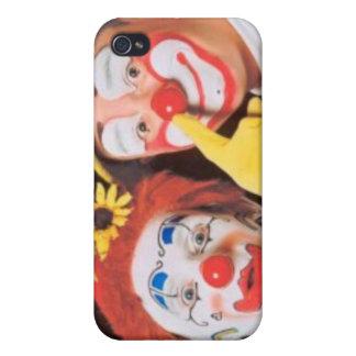 Todos ama a un payaso iPhone 4 funda