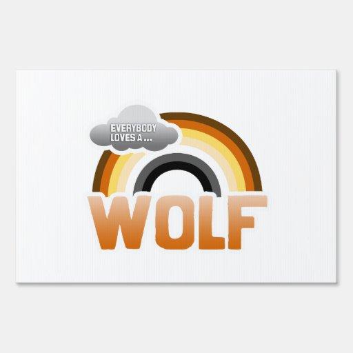 Todos ama un lobo