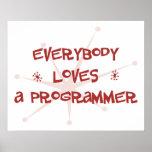 Todos ama un programador impresiones