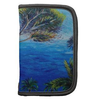 Todos azules en la costa de Amalfi en Italia Organizadores
