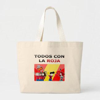 ¡Todos con la roja! Bag
