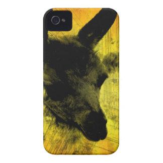 todos jazzed para arriba iPhone 4 Case-Mate protector