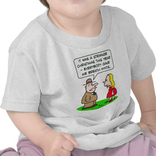 Todos le dio las mentas de la respiración para la  camiseta