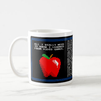 Todos lo que necesito saber I aprendido de la taza