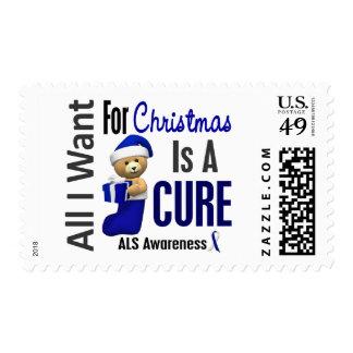 Todos lo que quiero para el ALS del navidad Sellos