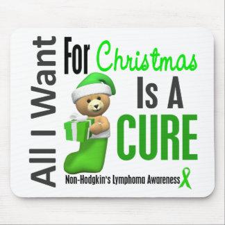 Todos lo que quiero para el linfoma Non-Hodgkin de Tapetes De Ratón