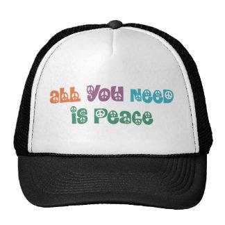 ¡Todos lo que usted necesita son productos de la p Gorras