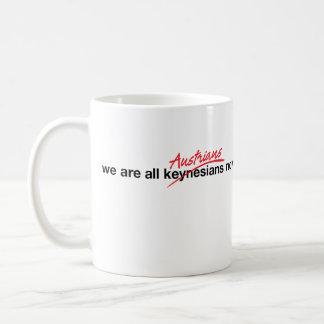 Todos los austriacos ahora asaltan taza de café