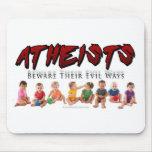 Todos los bebés son ateos tapete de ratones