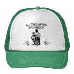 Todos los brazos que necesitamos gorra