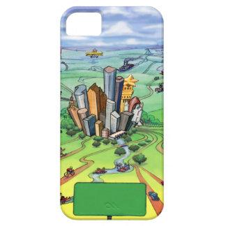 Todos los caminos llevan a Houston Tejas Funda Para iPhone SE/5/5s