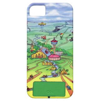 Todos los caminos llevan a San Antonio Tejas Funda Para iPhone SE/5/5s