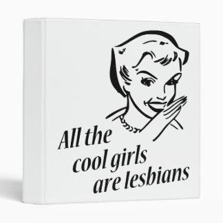 "Todos los chicas frescos son lesbianas carpeta 1"""