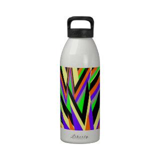 todos los colores botella de agua
