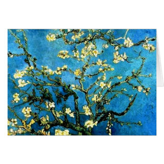 Todos los flores de Occasion Van Vogh Almond Tarjetón