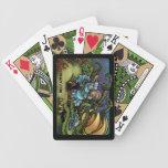 Todos los naipes crecientes de las cosas baraja de cartas