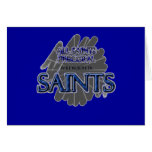 Todos los SANTOS episcopales de los santos - Fort  Felicitacion