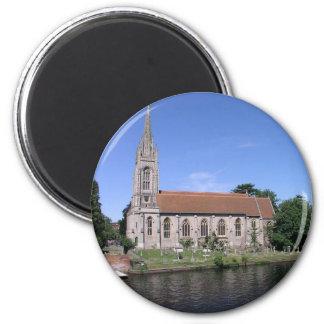 Todos los santos, Marlow, Buckinghamshire Iman De Frigorífico
