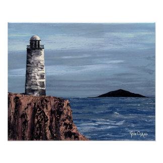 ¡TODOS MANAN! ~ (de Lighthouse Design) Póster