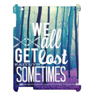 Todos nos perdemos a veces