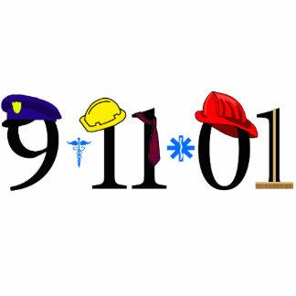 Todos que fueron perdidas 9-11-01 escultura fotográfica