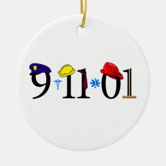Todos que fueron perdidas 9-11-01 ornatos