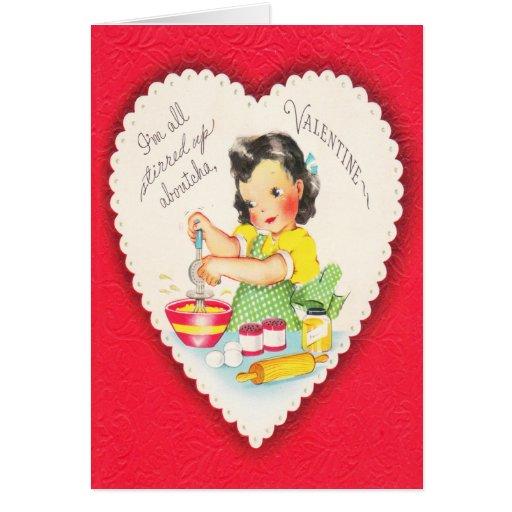 Todos suscitaron tarjetas del día de San Valentín