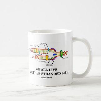 Todos vivimos una vida Doble-Trenzada (el humor de Taza