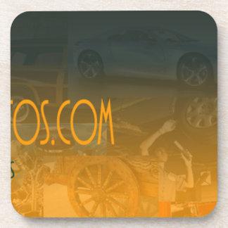 TodosAutos Website Coaster