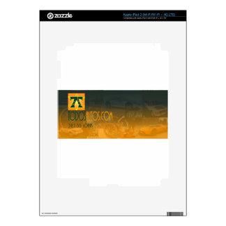 TodosAutos Website Decals For iPad 3