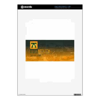 TodosAutos Website Skin For The iPad 2
