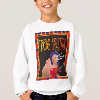 Toe punk sweatshirt