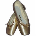 "Toe Shoes Ballet Ornament<br><div class=""desc"">Did your daughter graduate to dancing en pointe this year?  Commemorate the occasion with this cutout ornament.  Or maybe you just love to dance,  and that&#39;s why this appeals to you.</div>"
