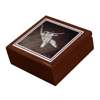 'Toe Shoes' Keepsake Box