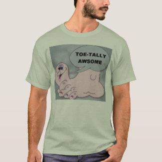 toe-tally awsome0001 T-Shirt