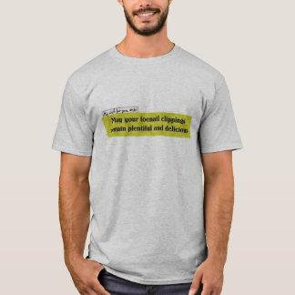 toenail clippings T-Shirt