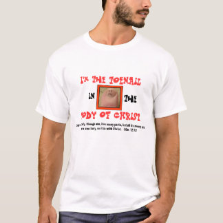 Toenail in the Body T-Shirt