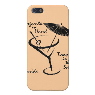 Toes in the Sand Florida Cover For iPhone SE/5/5s