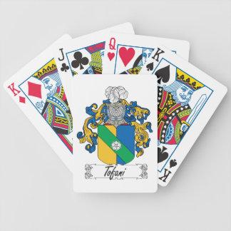 Tofani Family Crest Card Deck
